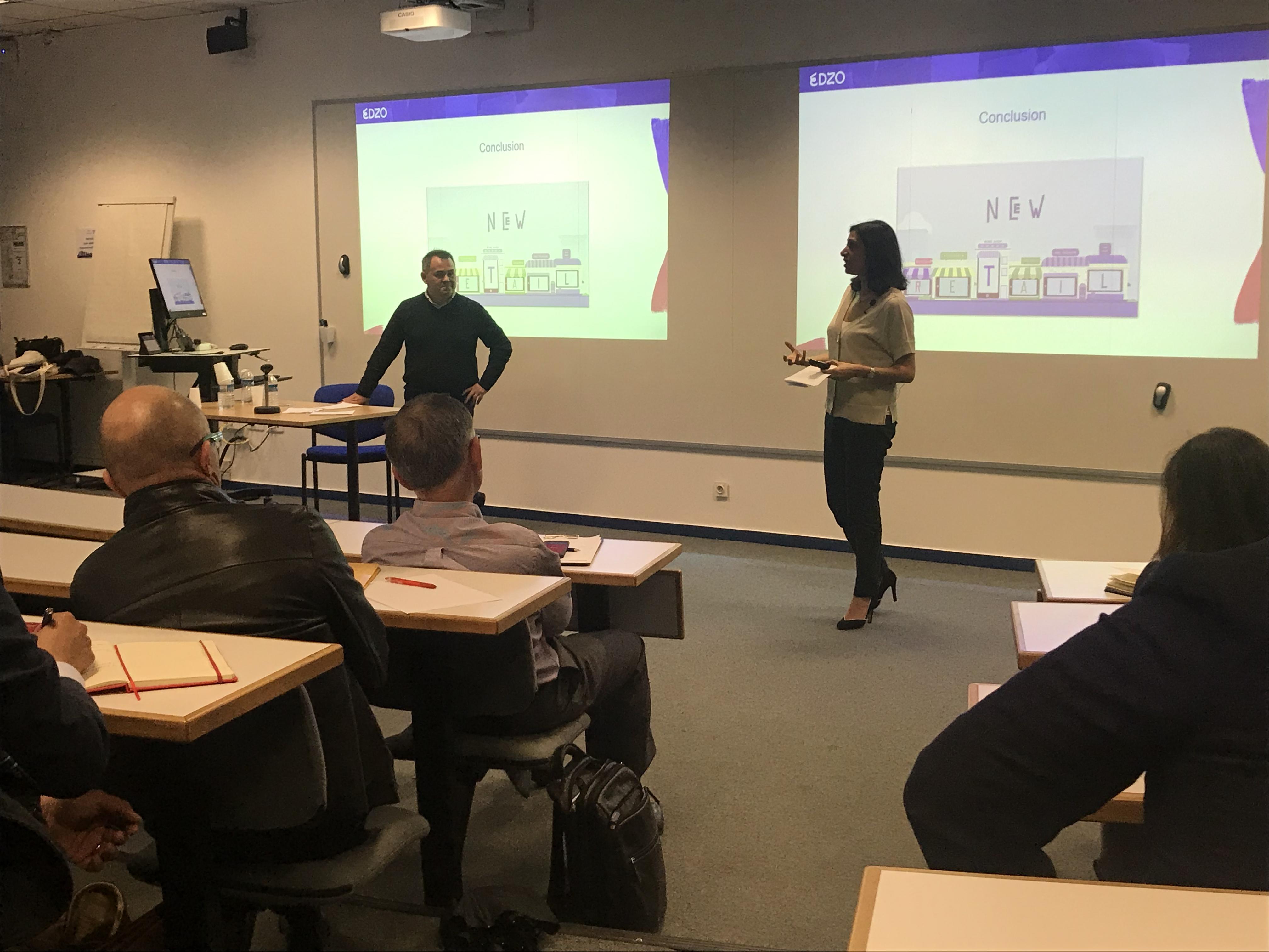 Conférence HEC : «L'intelligence artificielle au service des ventes»